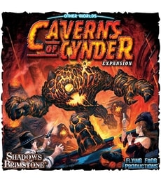 Produkt Shadows of Brimstone - Cavern of Cynder
