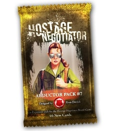 Produkt Hostage Negotiator: Abductor Pack 7