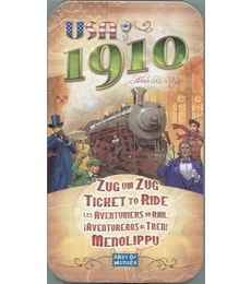 Produkt Ticket to Ride - USA 1910 expansion