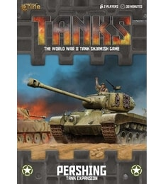 Produkt Tanks: US Pershing Tank Expansion