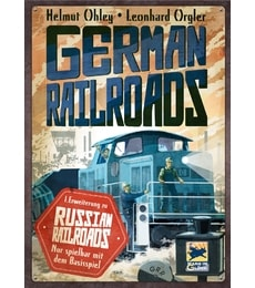 Produkt Russian Railroads: German Railroads