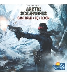Produkt Arctic Scavengers: Base Game + HQ + Recon