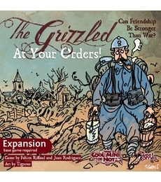 Produkt Grizzled: At Your Orders!
