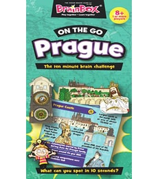 Produkt Brainbox: Prague On the Go