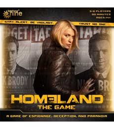 Produkt Homeland: The Game