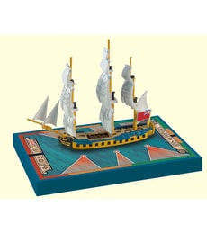 Produkt Sails of Glory: HMS Cleopatra 1779/HMS Iphigenia 1780
