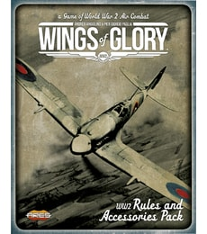 Produkt Wings of Glory: Rules and Accessories Pack