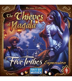 Produkt Five Tribes: The Thieves of Naquala Expansion
