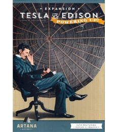 Produkt Tesla vs Edison: Powering Up!