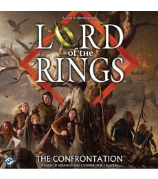 Produkt Lord of the Rings: The Confrontation