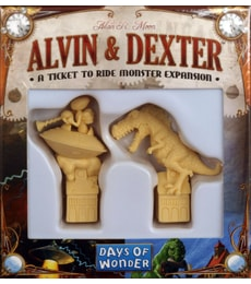 Produkt Ticket to Ride - Alvin and Dexter