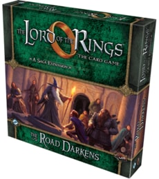Produkt The LOTR: LCG - Road Darkens