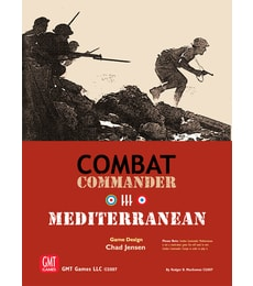 Produkt Combat Commander: The Mediterranean