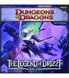 Produkt Dungeons & Dragons: The Legend of Drizzt