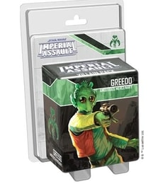 Produkt Imperial Assault Villain Pack: Greedo
