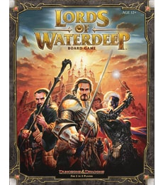 Produkt Lords of Waterdeep - board game