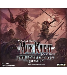 Produkt Mage Knight - The Lost Legion Expansion