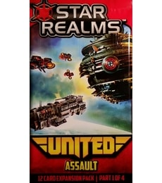 Produkt Star Realms: United - Assault