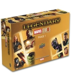 Produkt Legendary: Marvel Studios - Phase 1