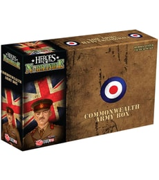 Produkt Heroes of Normandie: Commonwealth Army
