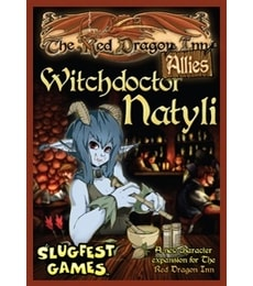Produkt The Red Dragon Inn Allies: Witchdoctor Natyli