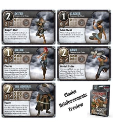 Produkt Summoner Wars: Hawk´s Strike