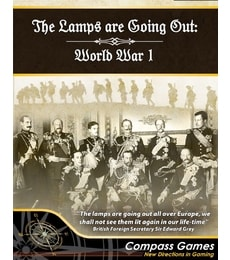Produkt The Lamps Are Going Out: World War 1