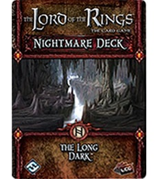 Produkt The LOTR: LCG - The Long Dark Nightmare Deck