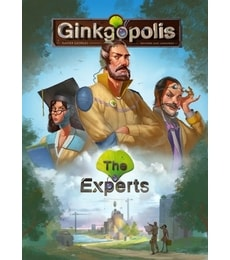 Produkt Ginkgopolis: The Experts