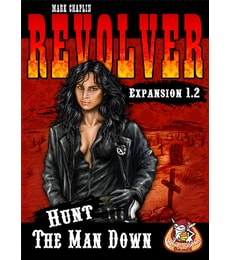 Produkt Revolver: Hunt the Man Down