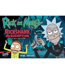 Produkt Rick and Morty: The Rickshank Redemtion