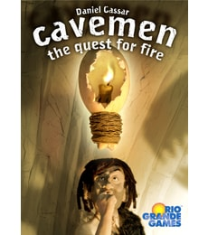 Produkt Cavemen - The Quest for Fire