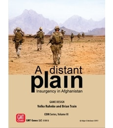 Produkt A Distant Plain: Insurgency in Afganistan