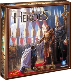 Produkt Might & Magic Heroes: The Board Game