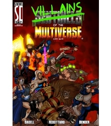 Produkt Villains of the Multiverse: Card Game