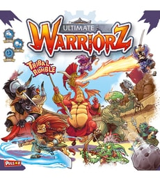 Produkt Ultimate Warriorz: Tribal Rumble