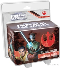 Produkt Imperial Assault Ally Pack: Ezra Bridger and Kanan Jarrus