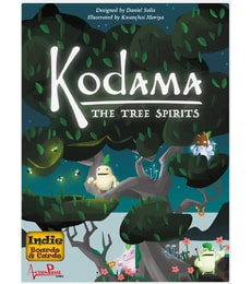 Produkt Kodama: The Three Spirits