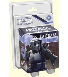 Produkt Imperial Assault Villain Pack: Agent Blaise