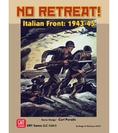 Produkt No Retreat!: Italian Front