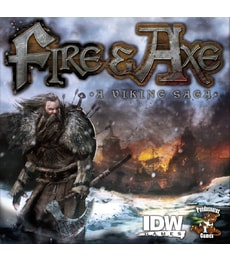 Produkt Fire & Axe: A Viking Saga