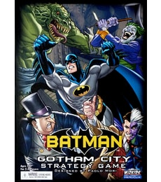 Produkt Batman: Gotham City Strategy Game