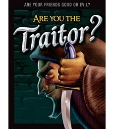 Produkt Are you the Traitor (Klíčník a zrádce)