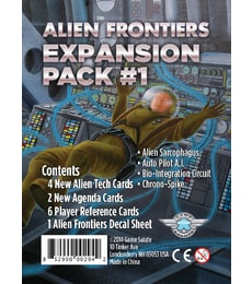 Produkt Alien Frontiers: Expansion Pack 1