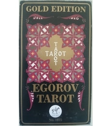 Produkt Taroty Jegorov - gold edition