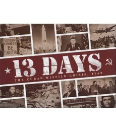 Produkt 13 Days: The Cuban Missile Crisis, 1962