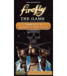 Produkt Firefly: The Game - Pirates & Bounty Hunters