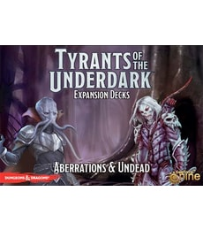 Produkt Tyrants of the Underdark: Aberrations & Undead
