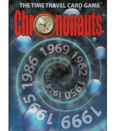 Produkt Chrononauts: The Time Travel Card Game