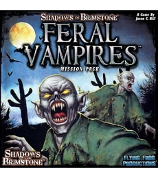 Produkt Shadows of Brimstone - Feral Vampires Mission Pack